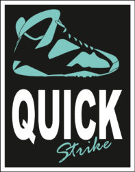 Quickstrike sneakers